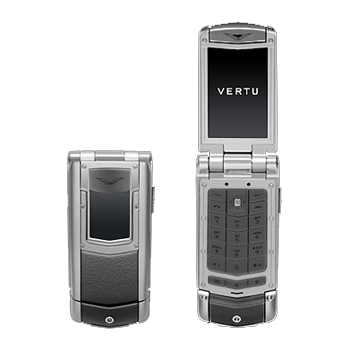 Vertu Constellation Ayxta Silver Ceramic