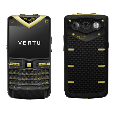 Vertu Constellation Quest Carbon Mix