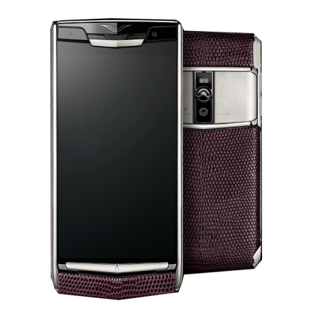 Новинка! Vertu Signature Touch Grape Lizard