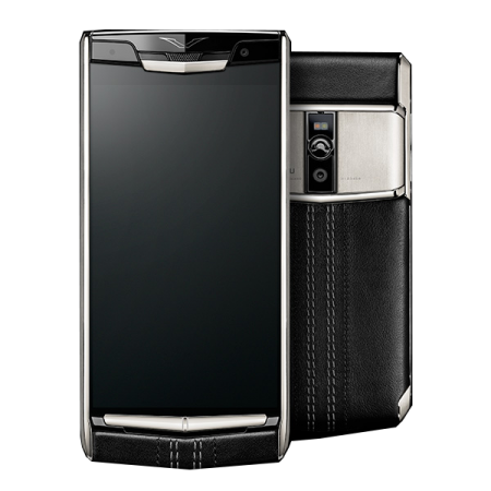 Новинка! Vertu Signature Touch Jet Calf
